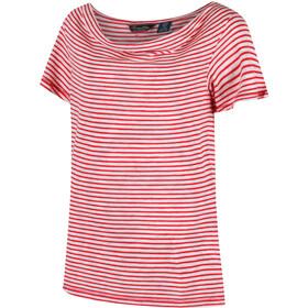 Regatta Francheska Camiseta manga corta Mujer, lollipop stripe